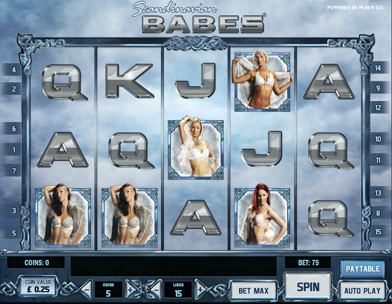 Scandinavian Babes Online Slot Review - Play for Free Today