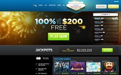 Jackpot Paradise Casino - Screenshot