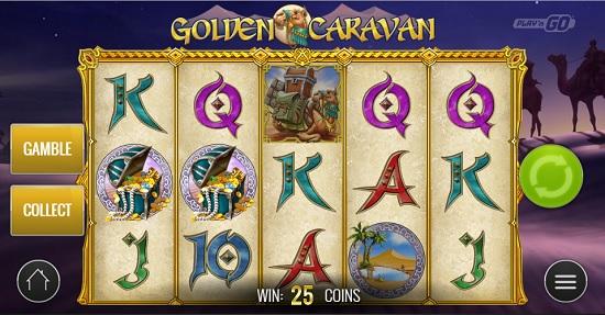 Play Caravan Online